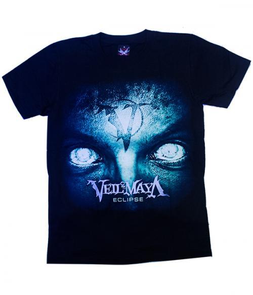 Black Veil of Maya Printed T-Shirt