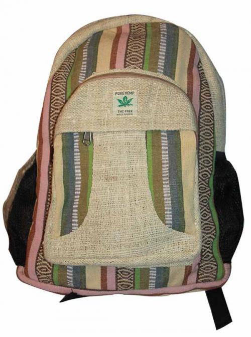 Light Liner Hemp Cotton Jute Silk bag (DT-HB-004)