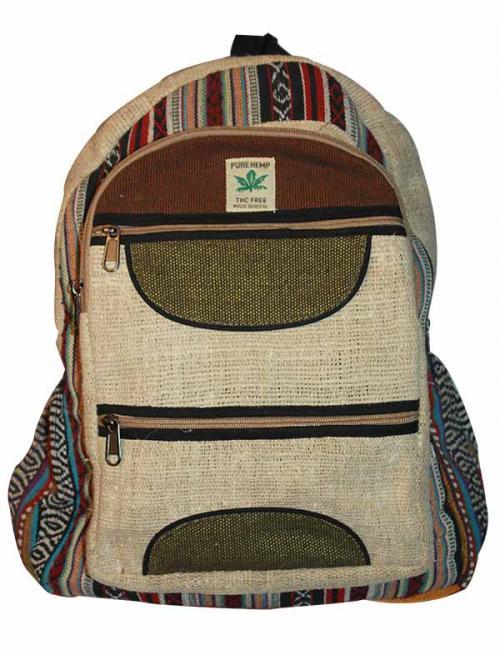 Hand Made Jute Silk Bag (DT-HB-002)