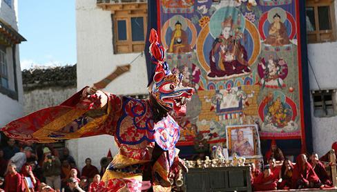 Tiji Festival Mustang (25-27 May 2014)