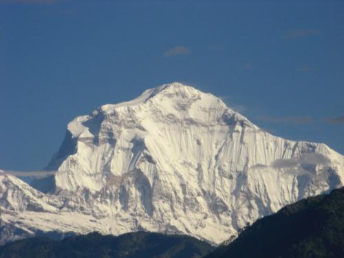 Annapurna/ Dhaulagiri Trekking