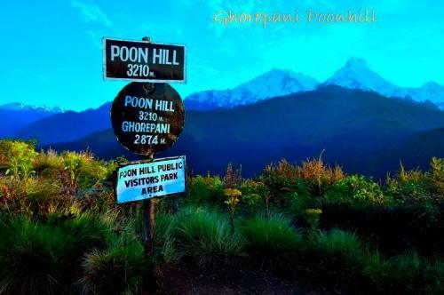 Ghorepani Poonhill Trekking-9N/10D
