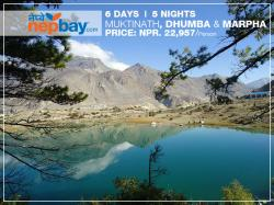 Muktinath, Dhumba, Marpha (6 Days / 5 Nights)
