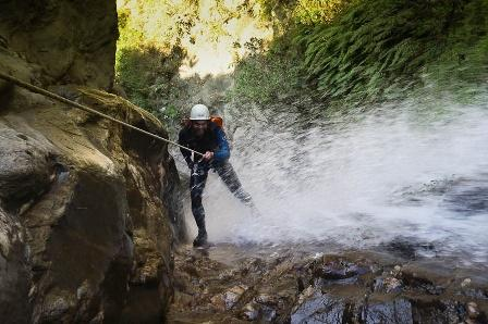 Sundarijal Canyoning 1 day