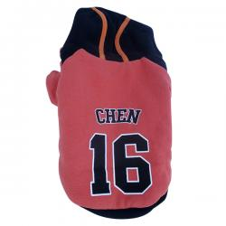 Red Color Chen Jacket for Dog