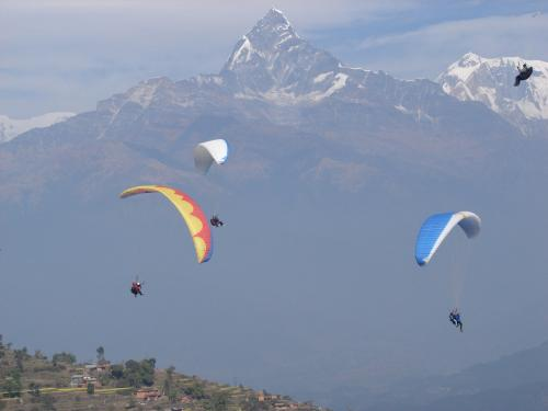 Paragliding 3 days / 2 nights