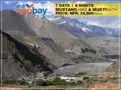 Mustang Hike & Muktinath 7Days / 6 Nights