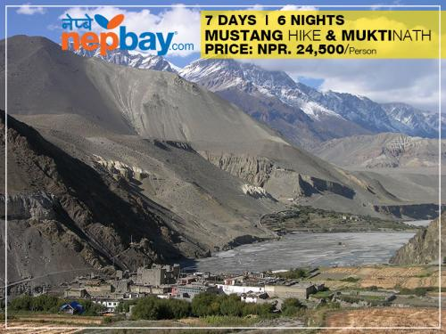 Mustang Hike & Muktinath 7Days / 6 Nights