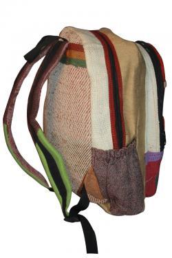 Beautiful Light Color Jute Silk Hemp Cotton Bag (DT-HB-016)
