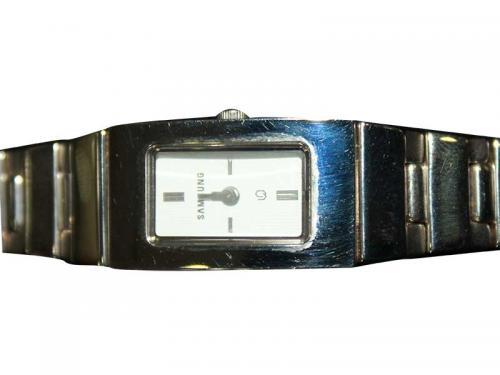 Samsung Full Stainless Steel Watch (KH-4431-13V)