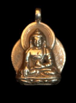 Medium Size Buddha Pendant