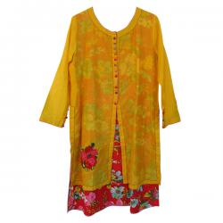Chanderi with Double Layer (SC-827)