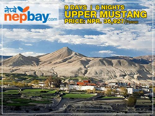 Upper Mustang 9 Days / 8Nights