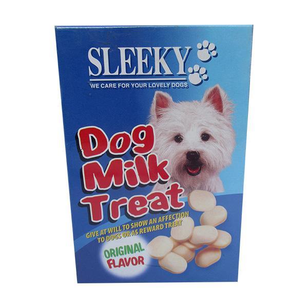 Sleeky Dog Milk Treat Original Flavour