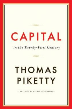 Capital in the Twenty First Century (Thomas Piketty)