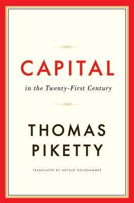 Capital in the Twenty First Century (Thomas Piketty)