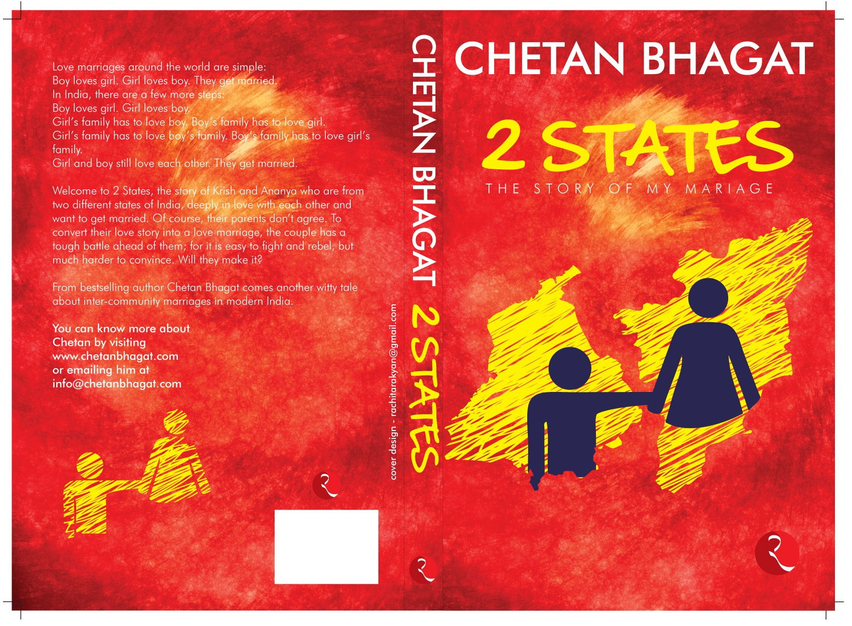 2 States The Story Of My Marriage By Chetan Bhagat By Ekta Books Nepal Online Shopping By Nepbay