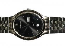 Samsung Steel Strap Analog Watch (KH-4436+-13B)