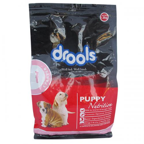 Drools Puppy Nutrition - 1.2Kg