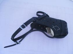 Leather Muzzle for Dog