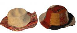 Pure Cotton Hemp Jute Hat (DT-CT-001)