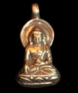 Small Size Buddha Pendant