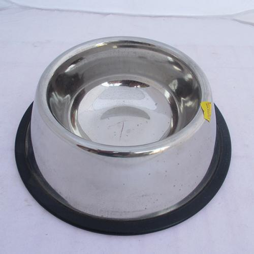 Steel Pet Bowl