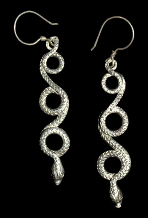 Long Snake Earring for Women