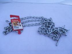 Choke Chain Chrome Plated