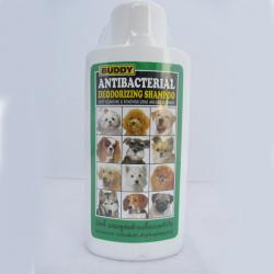 Buddy Antibacterial Deodorizing Shampoo for Dog - 500ml