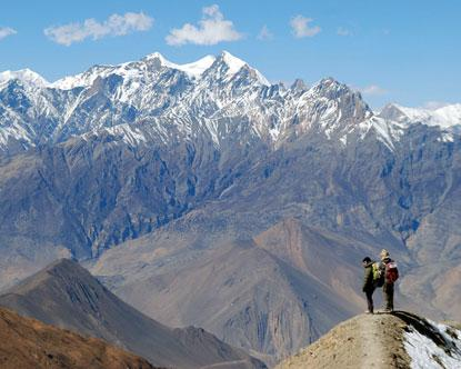 Annapurna Circuit Trekking - 20 days/19 nights