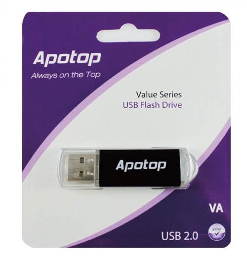 Apotop 4GB Value Series USB Flashdrive USB 2.0 - (OS-266)