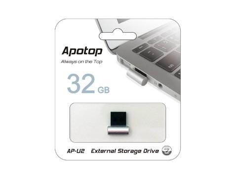 Apotop AP-U2 USB 2.0 Ultra Compact Flash Drive 16GB - (OS-283)