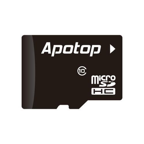 Apotop SDHC Class 10 Memory Card 16GB - (OS-288)