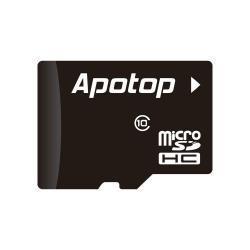 Apotop SDHC Class 10 Memory Card 64GB - (OS-290)