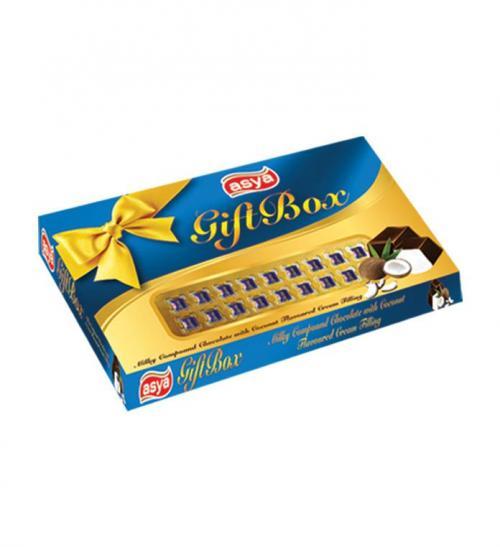 Asya Chocolate Gift Box Milk (216 grm)