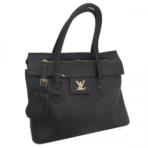 Black Louis Vuitton Casual Bag For Ladies
