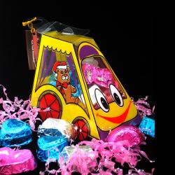 Car Loaded Wid Chocolates (TCG-003) - 10 pieces in pack