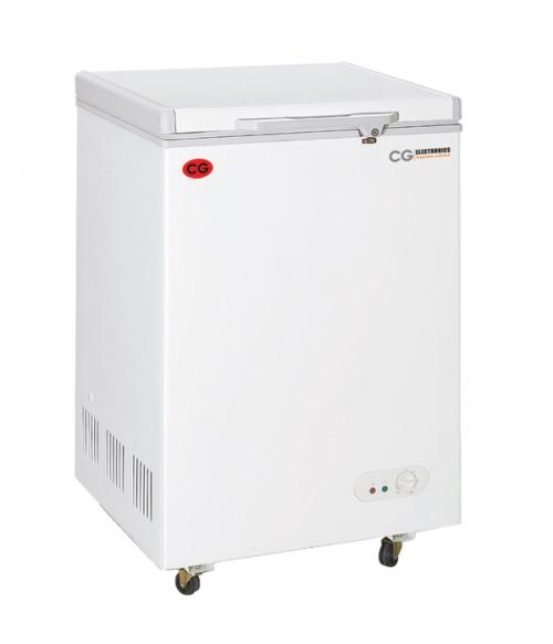 CG Chest Freezer (CG- DF115HE) - 115 Ltrs