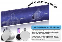 DS-N10A Smart Docking Audio For Android Phone - (HKA-042)