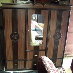 Three Piece Cupboard - (RD-031)