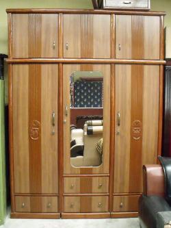 Wooden Four Piece Cupboard - (RD-006)