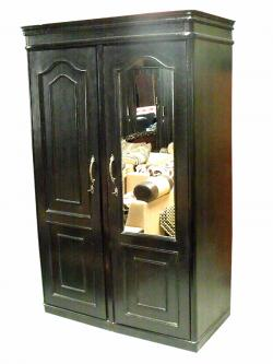 Natural Black Folding Cupboard - 10% OFF - (RD-007)