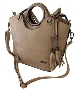Bangkok Leather Handbag - (DS-048)
