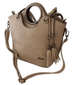 Bangkok Leather Handbag - (DS-048)
