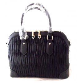 Bangkok Leather Handbag - (DS-052)