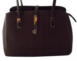Bangkok Leather Handbag - (DS-053)