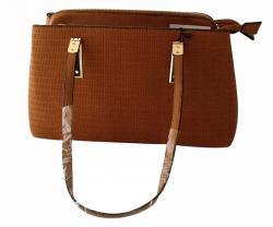 Bangkok Leather Handbag - (DS-057)