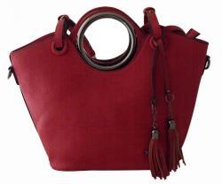Bangkok Leather Handbag - (DS-058)