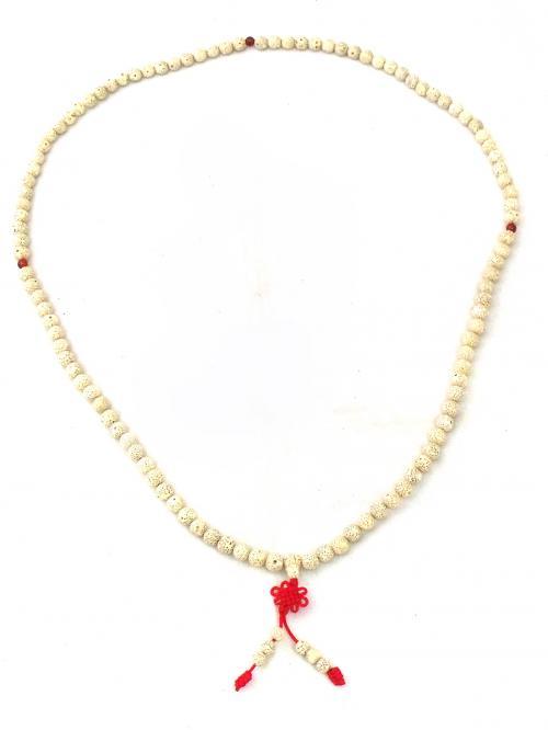 White Lotus Mala - (NH-003)